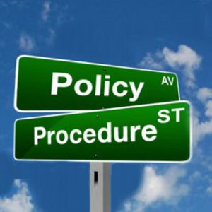 Highlights of Key Policy & Procedures